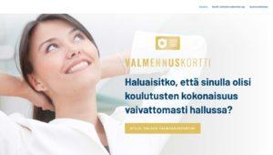 Valmennuskortti.fi