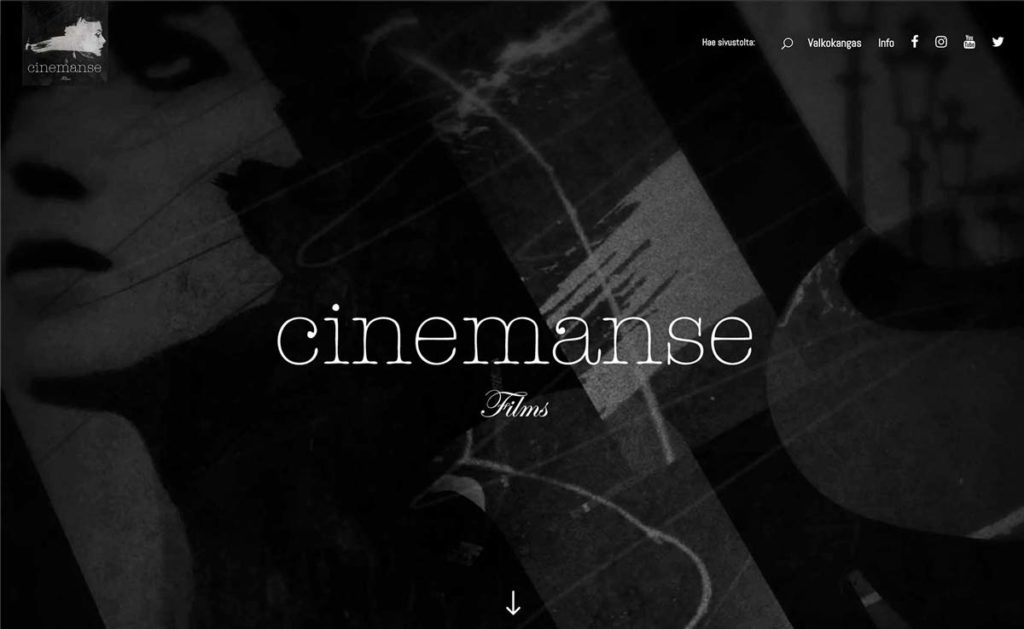 Cinemanse Wordpress sivut