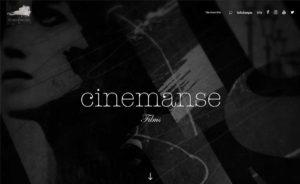 Cinemanse Wordpress sivut